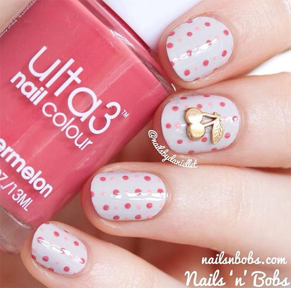 25+ Nail Design Ideas for Short Nails Diseños de uñas, Uñas lindas - modelos de uas
