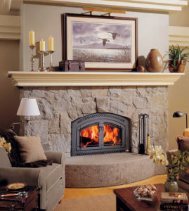 Wood Fireplaces and Inserts | Wood burning fireplace ...