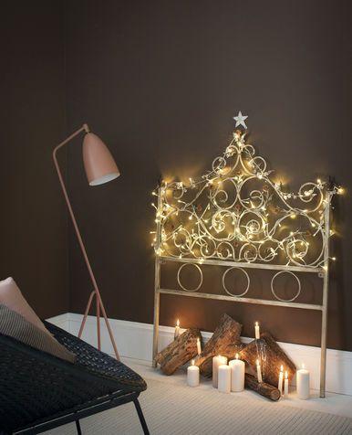 Illuminazione di casa: luci e candele