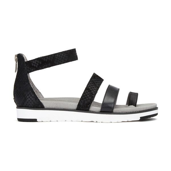3cb4eae6ea7 UGG Australia Women's Zina Gladiator Sandals ($160) ❤ liked on ...