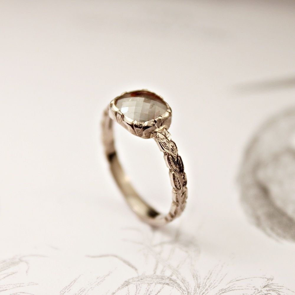 gold diamond category rose rings sold rust cut of ring image
