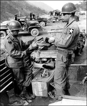 2id Korean War Quartermaster Korean War War Korean History