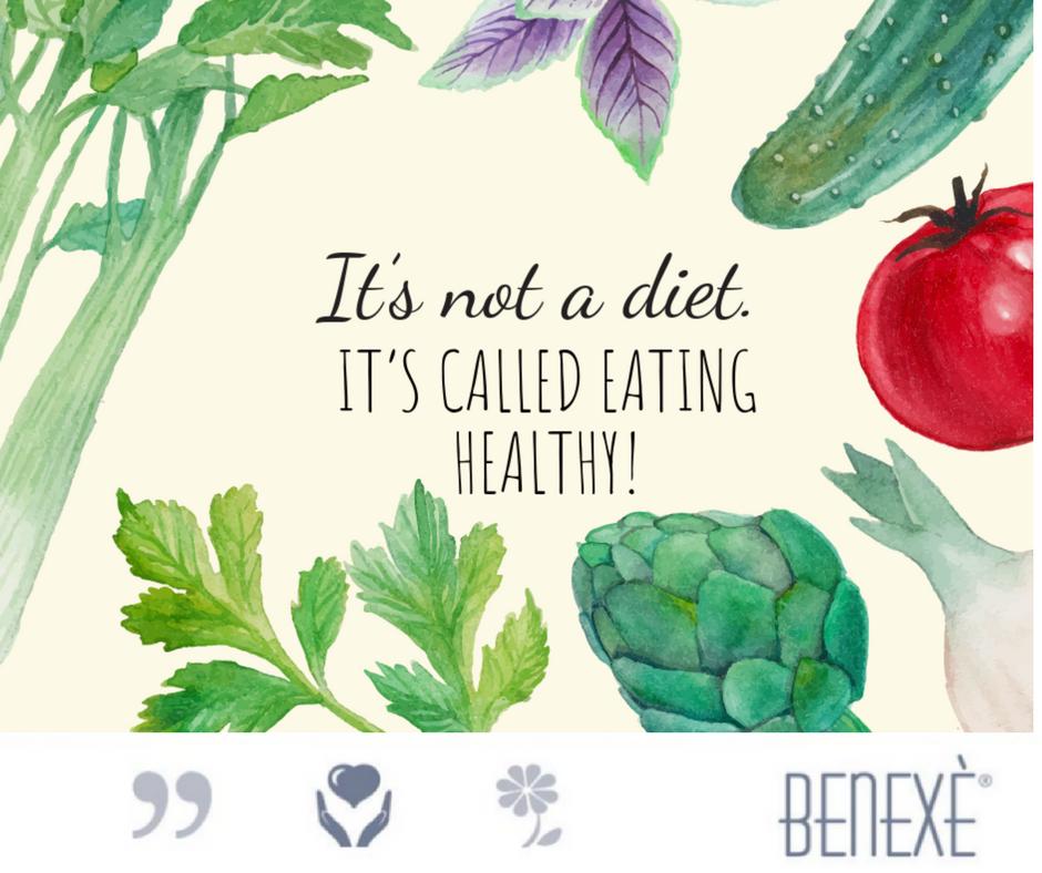 mangiare sano perde peso
