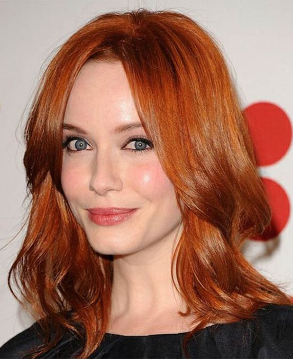 Best Hairstyles 2015 Impressive 29 Best Hairstyles For Medium Red Hair  Medium Red Hair Red Hair