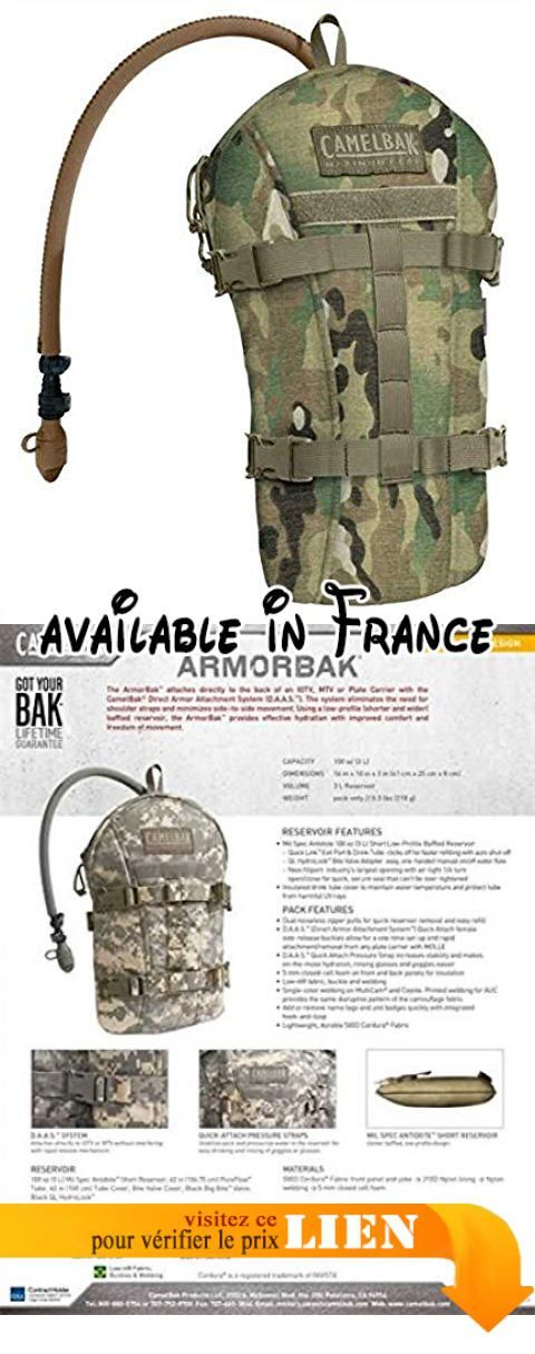 Camelbak adulte Armorbak Mil Spec Antidote Hydratation Sac à dos