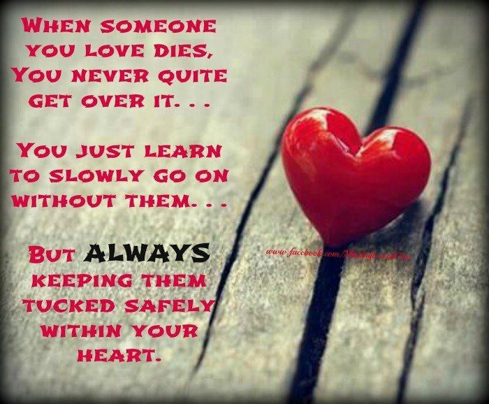When You Lose Someone Very Close To You Sayings Quotes Missing