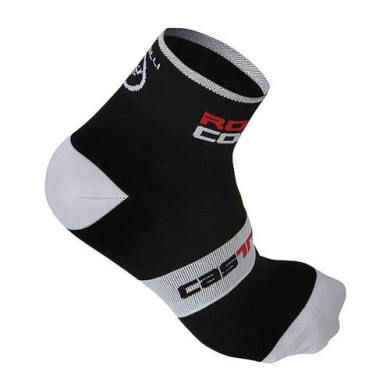 Castelli Rosso Corsa 6 Men/'s Cycling Socks