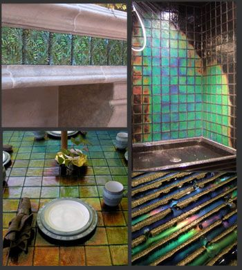 Sustainable Living Countertops And Tile With A Past Bugelperlen