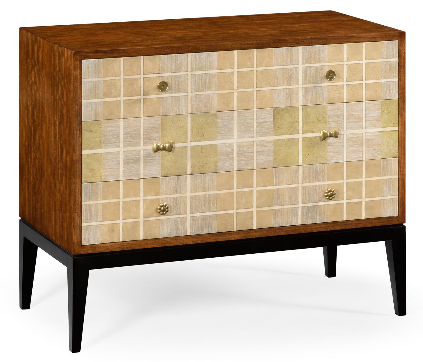 Pale Tartan Chest Of Drawers From Alexander Julian  Alexander Stunning Alexander Julian Dining Room Furniture 2018