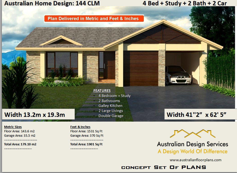 Narrow Lot 4 Bedroom House Plans Narrow Home Plans 4 Etsy In 2020 Narrow Lot House Plans 4 Bedroom House Plans Narrow Lot House