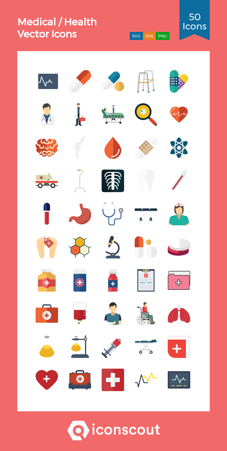 Download Medical Health Vector Icons Icon Pack Available In Svg Png Eps Ai Icon Fonts Medical Medical Sign Health Icon