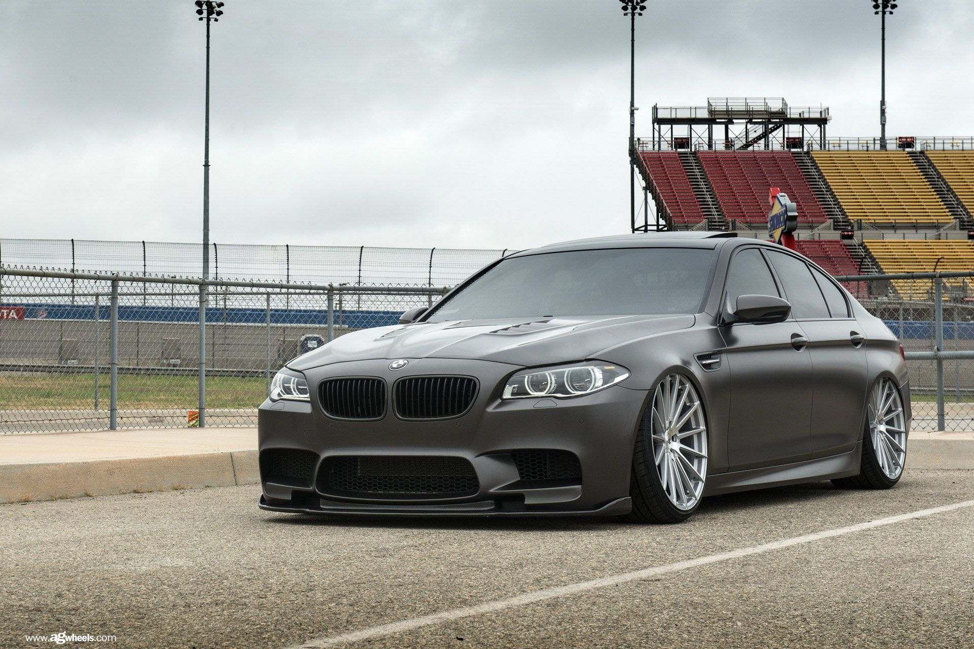Stance Is Everything Custom Gray Matte Bmw 5 Series Bmw Bmw