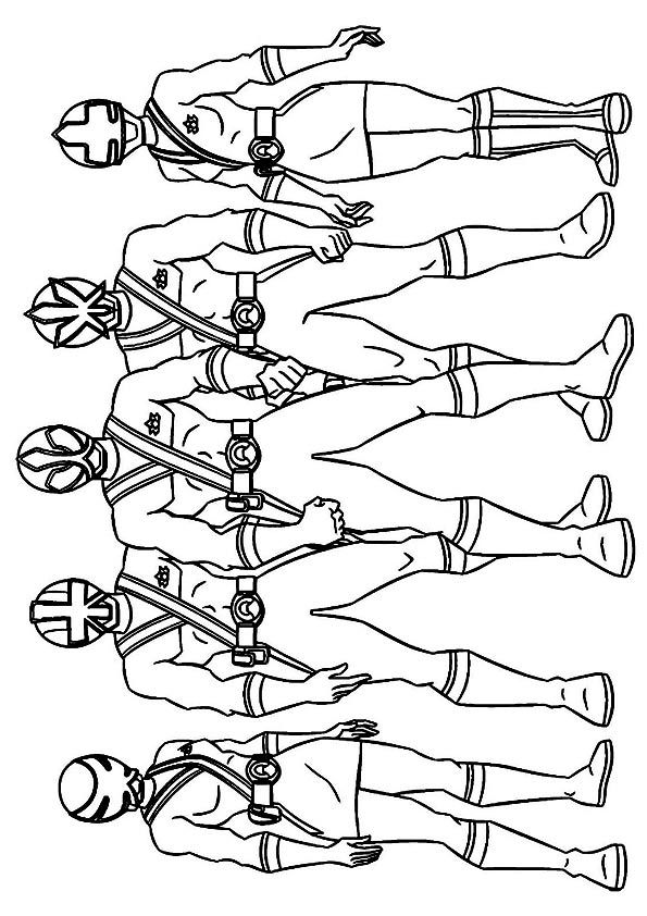 25 Best Mighty Morphin Power Rangers Coloring Pages Your Toddler Will Love