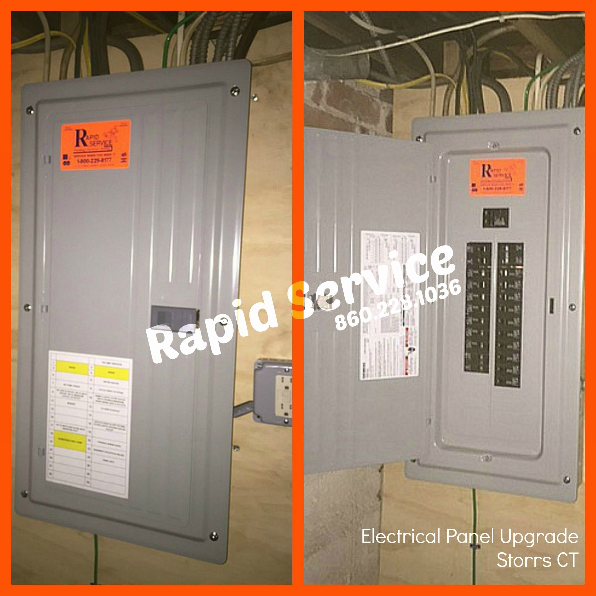 4 Signs It S Time To Upgrade Your Electrical Panel Electrical Panel Electricity Electrical Projects