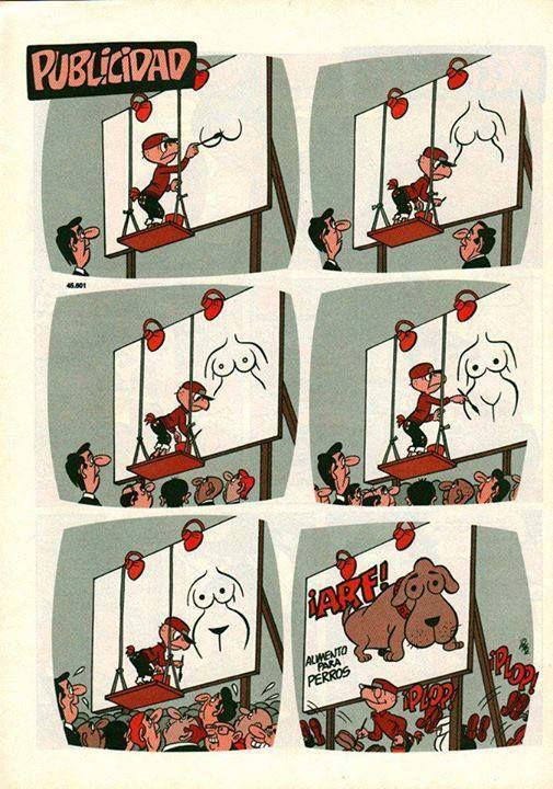 #Publicidad engañosa #Humor