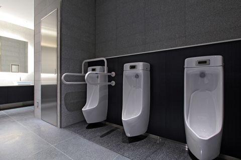 Aoビル Projectinax 設備事例 設計向サイト 設備パブリックトイレ タイル建材テラコッタルーパー 商品情報 施工事例 設計サポート 建材 トイレ 設備