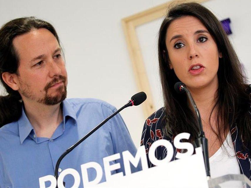 Iglesias Y Montero Obligan A Sus Bases A Elegir Entre El Chalé O Su Dimisión De Todos Los Cargos Respaldos Iglesia Irene