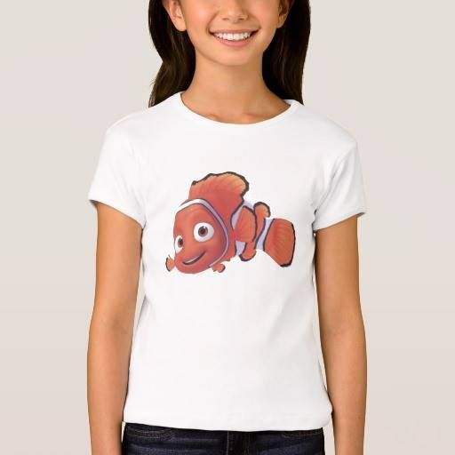 (Finding Nemo Nemo Shirt) #Childrens #Disney #FindingNemo #Nemo is available on Famous Characters Store   http://ift.tt/2bCWmXS