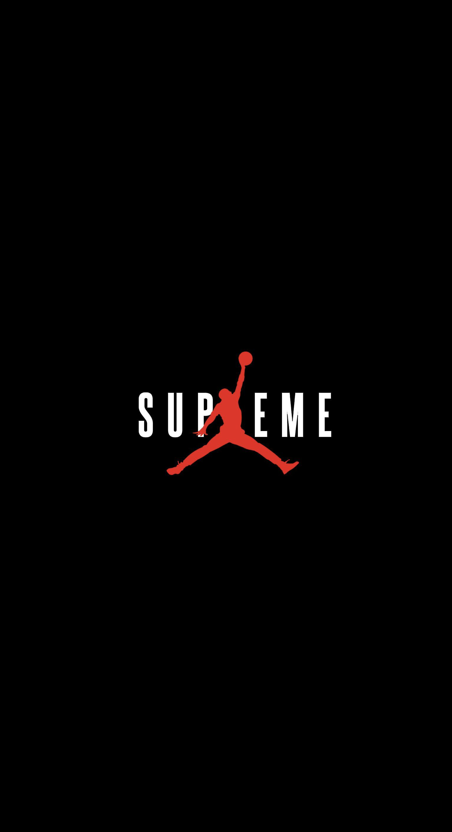 681ef93386c4 Supreme x Jordan Wallpaper : streetwear - Streetwear Wallpapers - Wallpaper  Zone