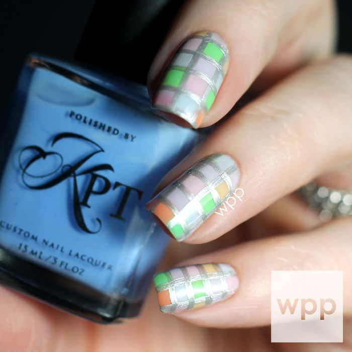 Polished by KPT Basic Series Nail Art