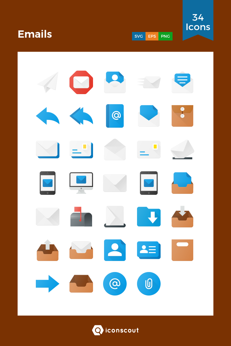 emails icon pack email icon and icon pack
