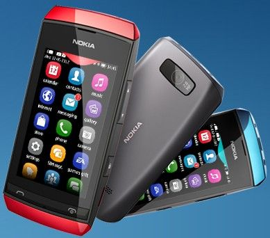 Nokia Asha 306 Is A High End Touch Screen Feature Phone From The Series Price In India Rs