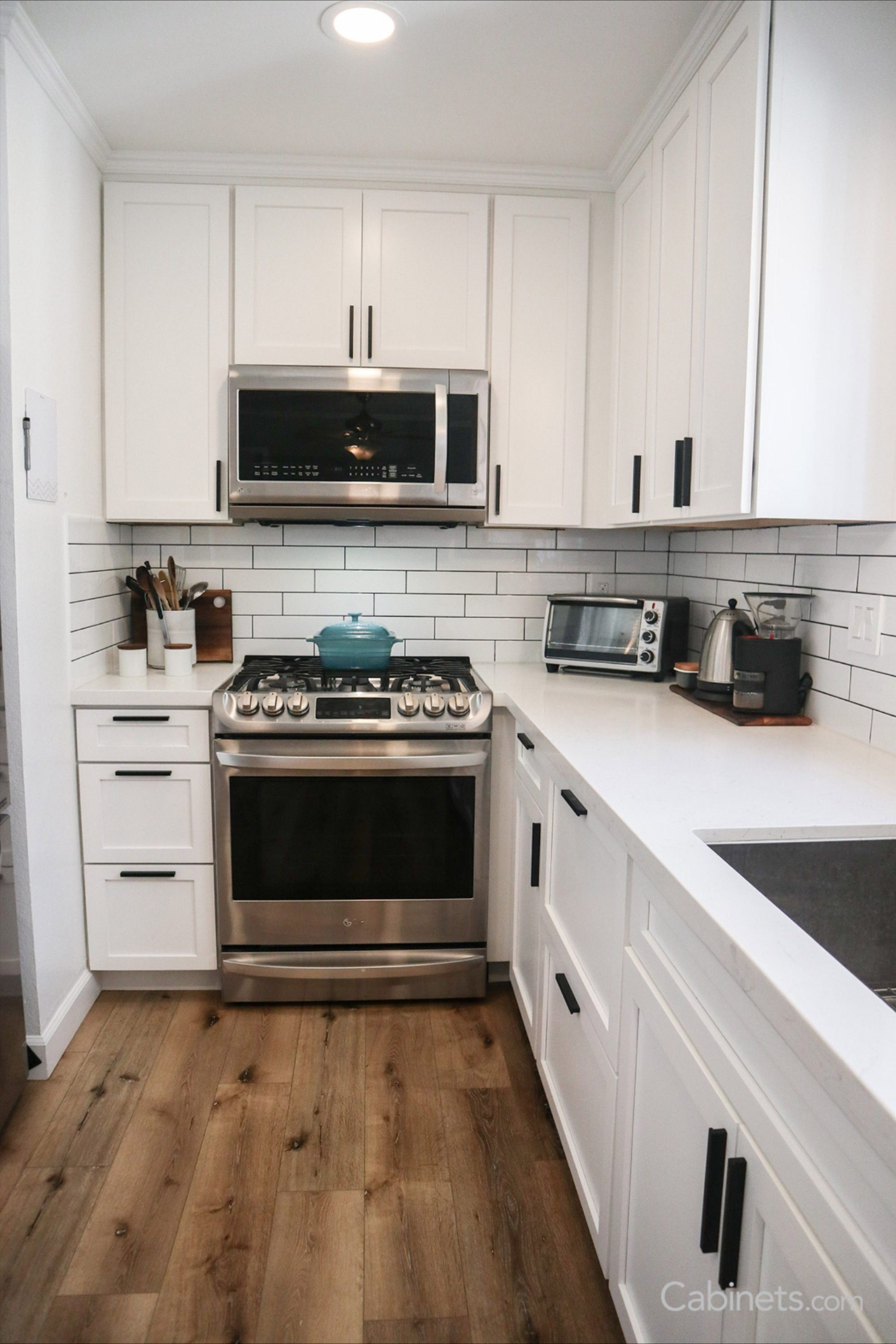 Making The Most Of A Small Space In 2020 Free Kitchen Design Kitchen Design Kitchen