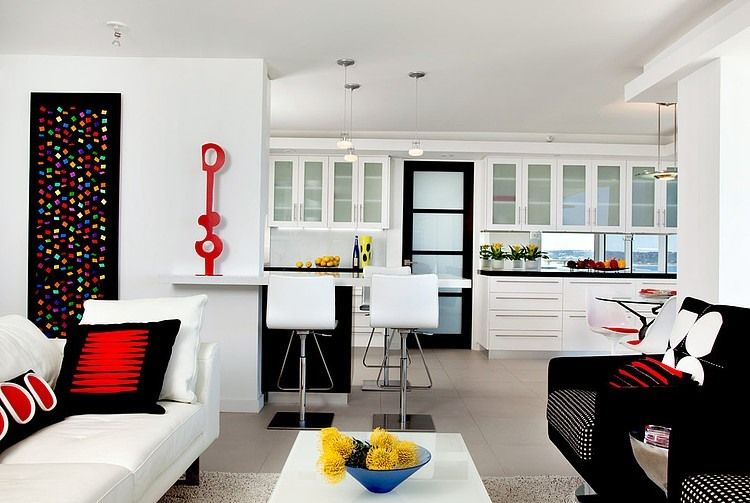 Coronado Condo by Bill Bocken Architecture & Interior Design ...