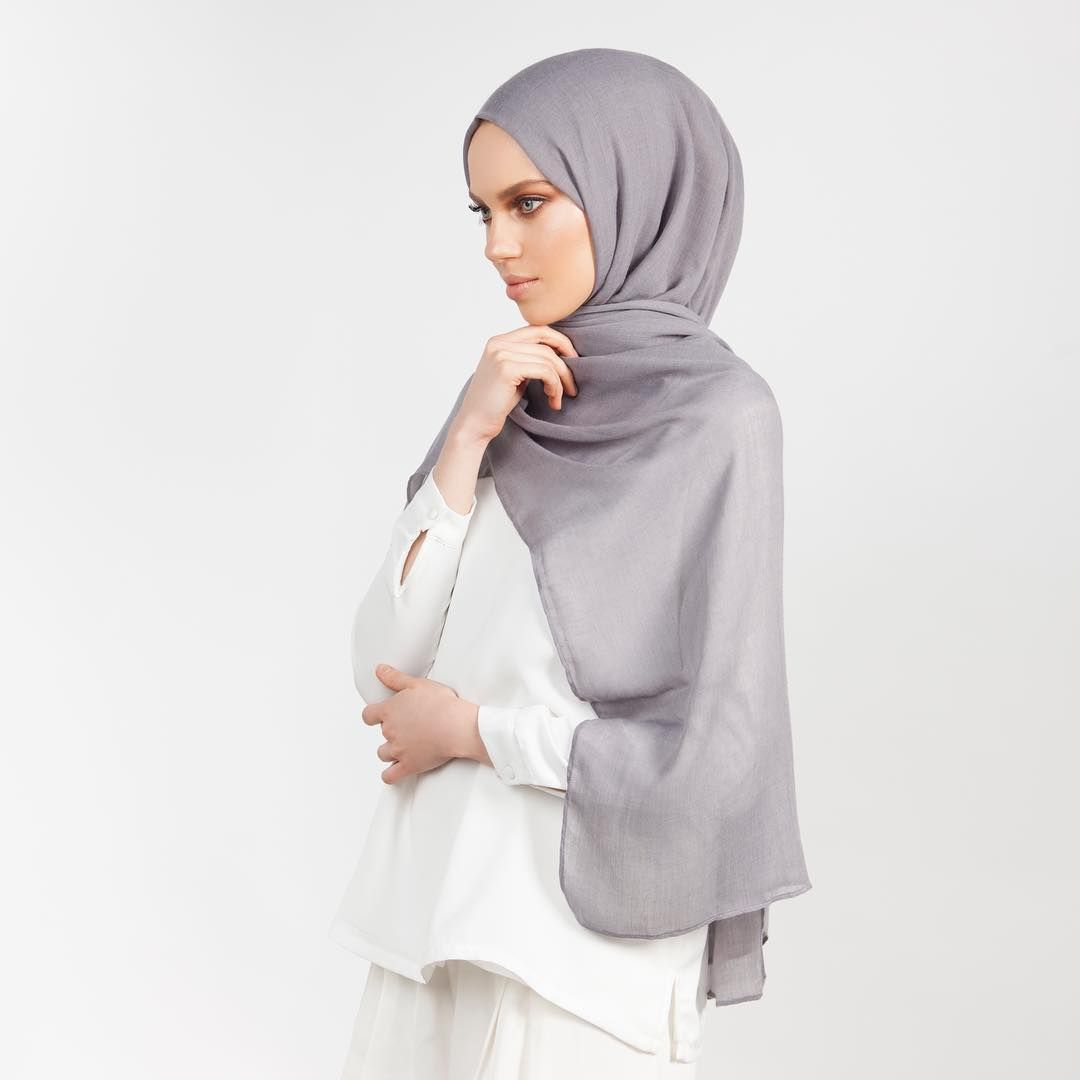INAYAH New Hijabs Now Online Modal Light Rayon 2 Way Viscose