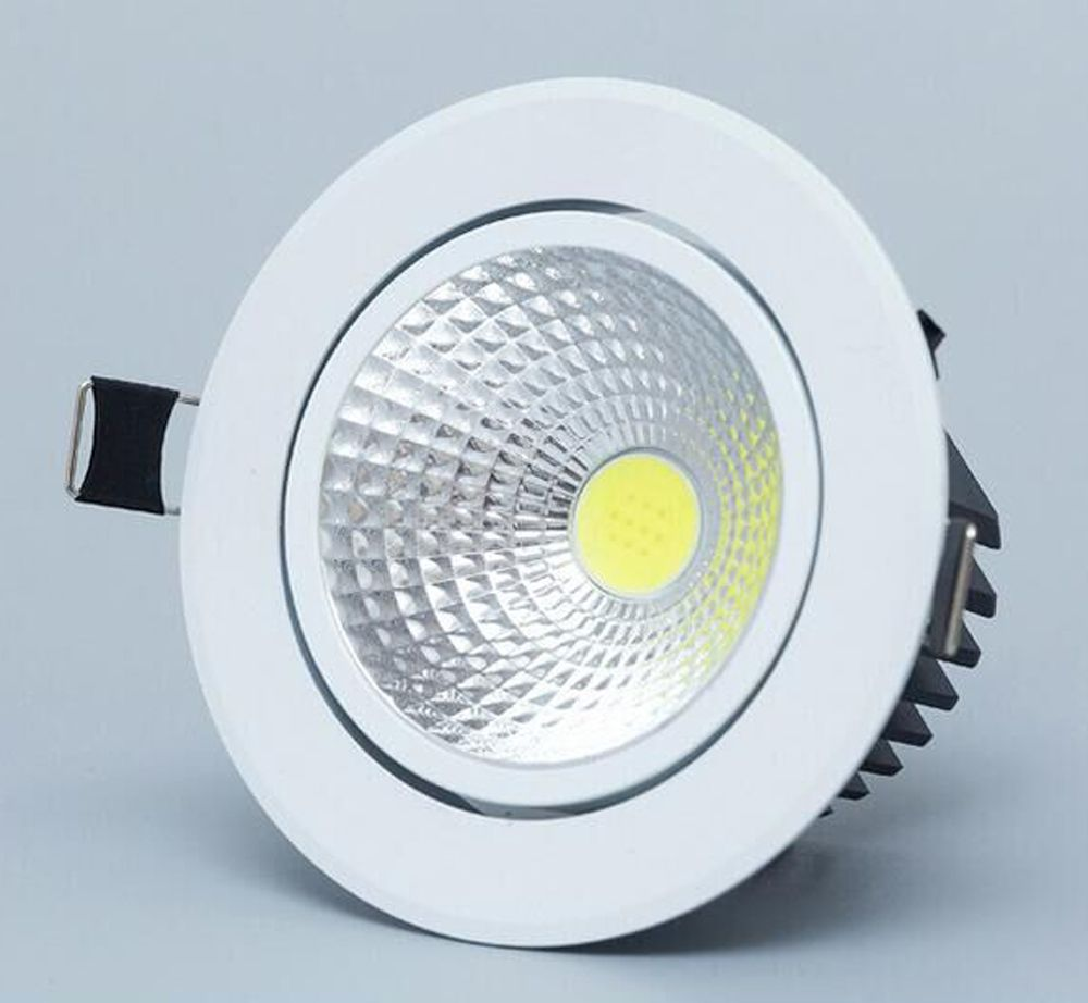Dimmbare Led Spots Dimmable Led Downlight Light Cob Ceiling Spot Light Downlights