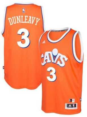 5178a116 ... purchase adidas cleveland cavaliers 3 mike dunleavy orange hardwood  classics swingman jersey 7ad50 3be56
