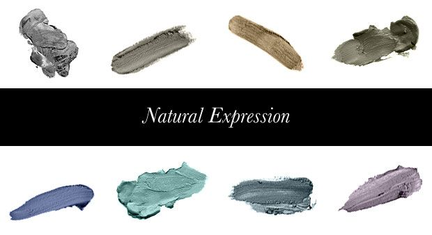 Natural colours trend