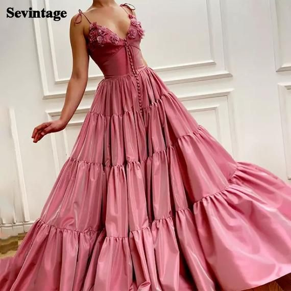 Elopement dress, Ball Gown, Tiered Puffy Pageant G