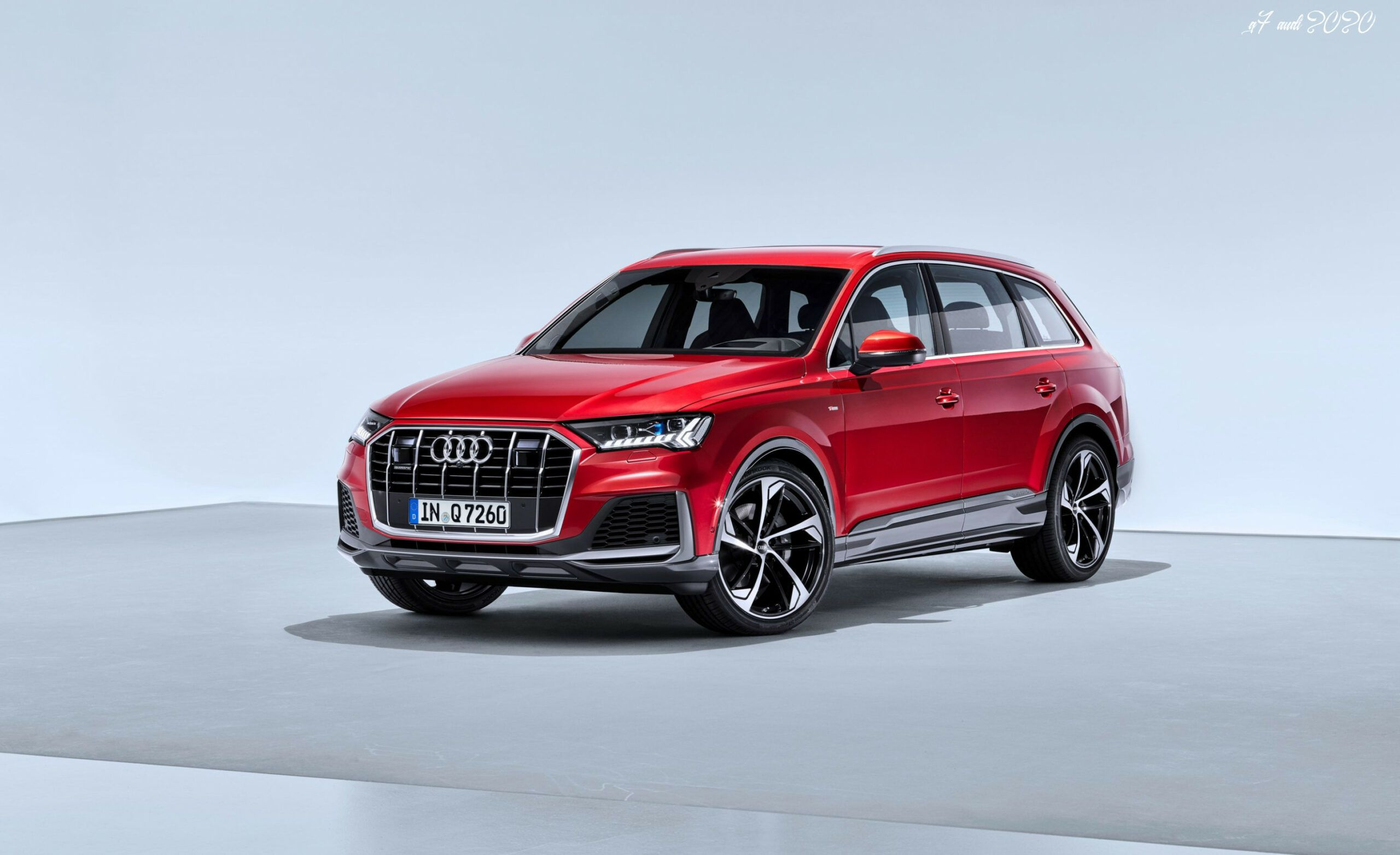 Q7 Audi 2020 In 2020 Audi Q7 Audi New Audi Q7