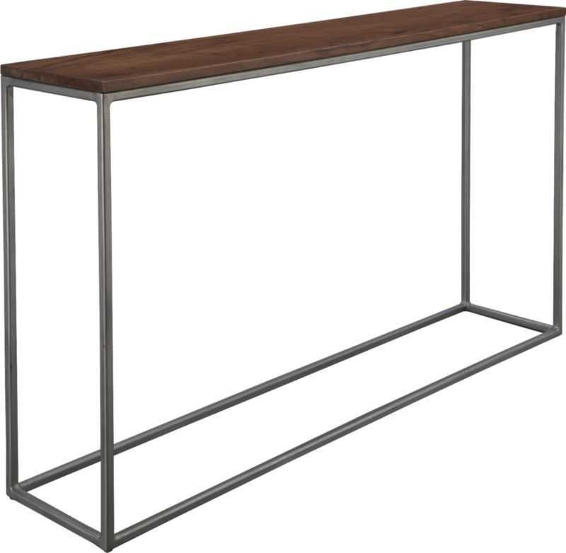 Framework Console Table Console Table Modern Console Tables Iron Coffee Table