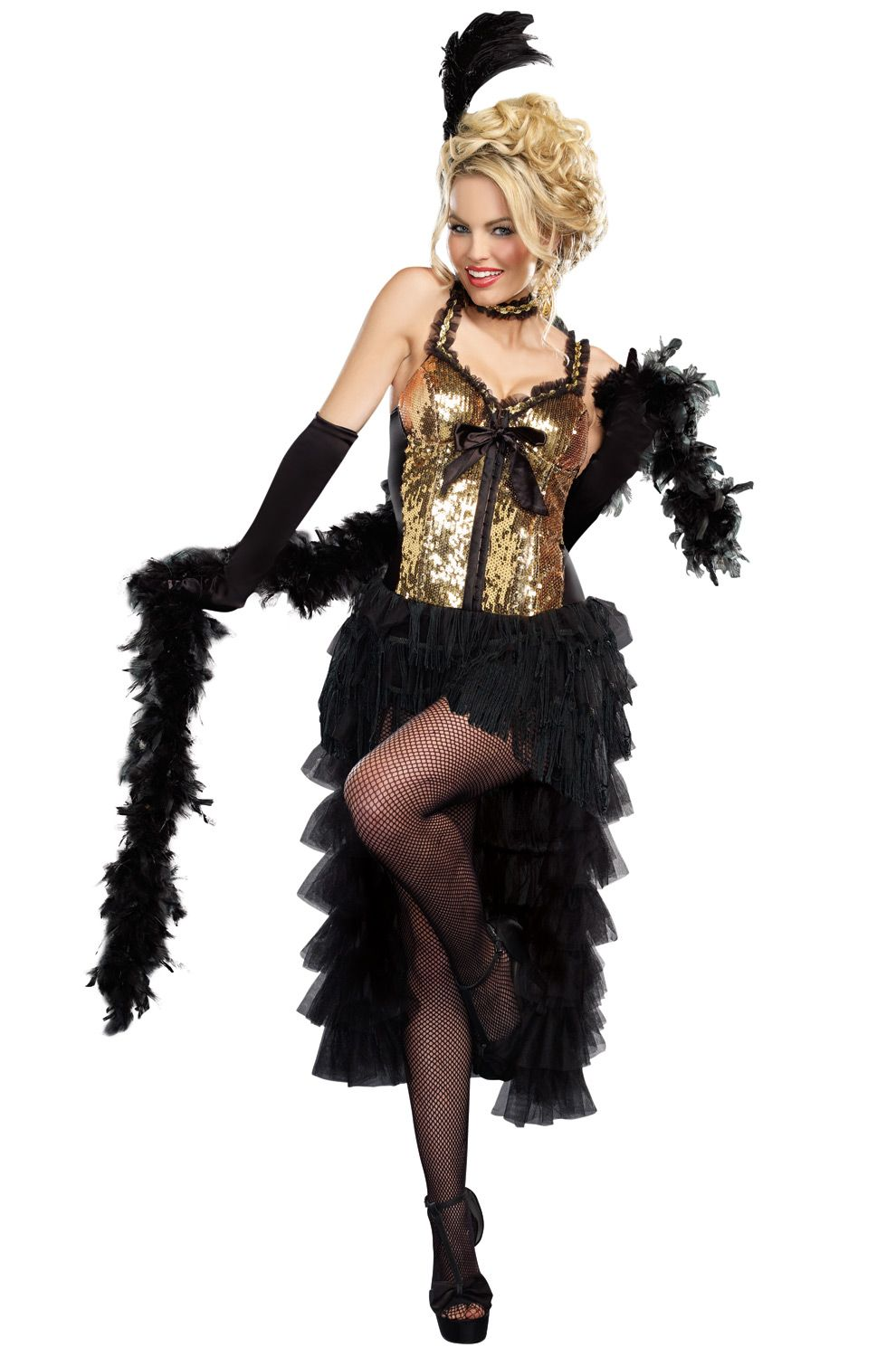 Women/'s Burlesque Costume