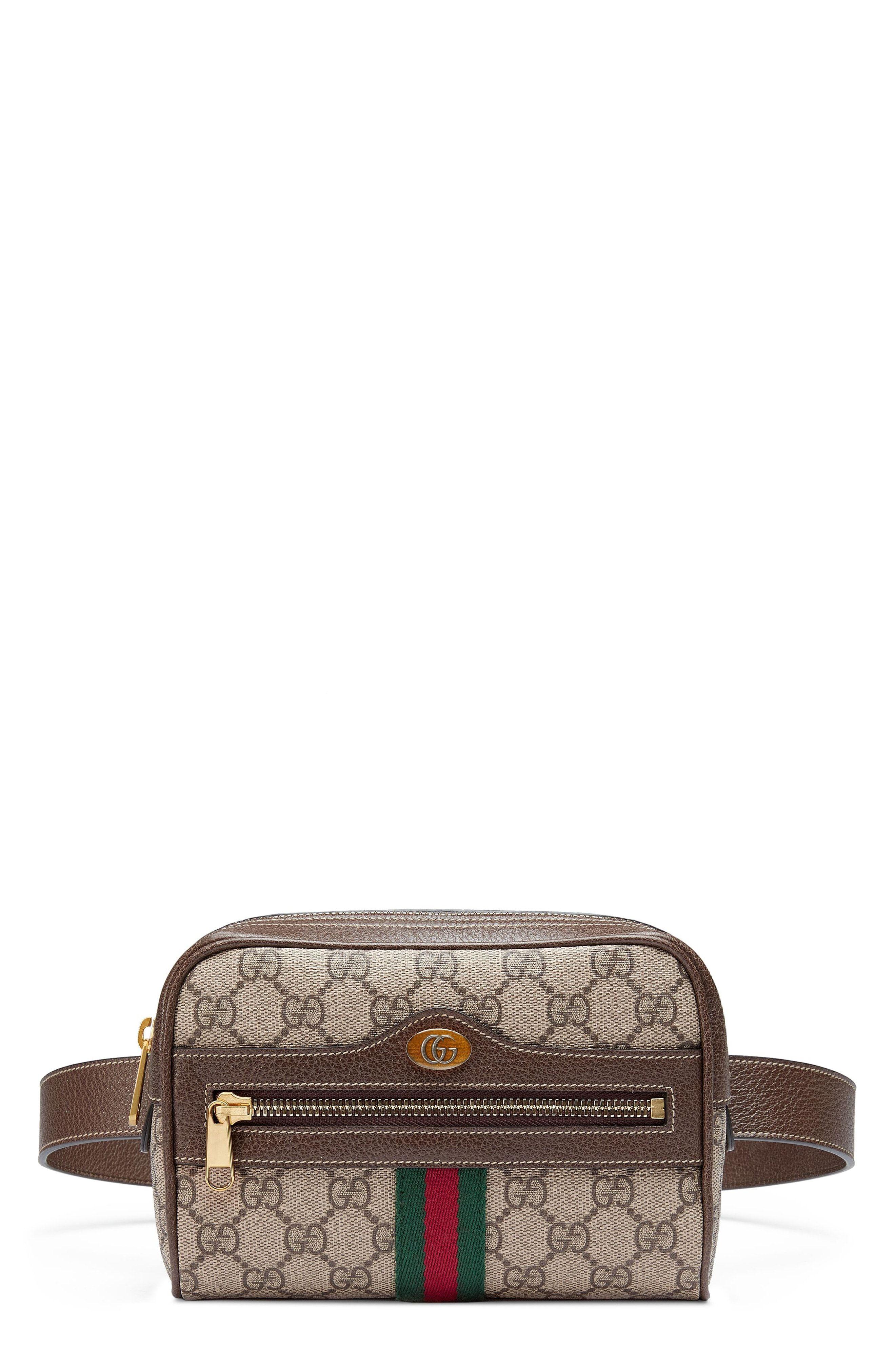 35a02e33397 Gucci Small Ophidia GG Supreme Canvas Belt Bag  Gucci  Guccibag  beltbag   Guccifannypack  Guccibeltbag  Guccibags