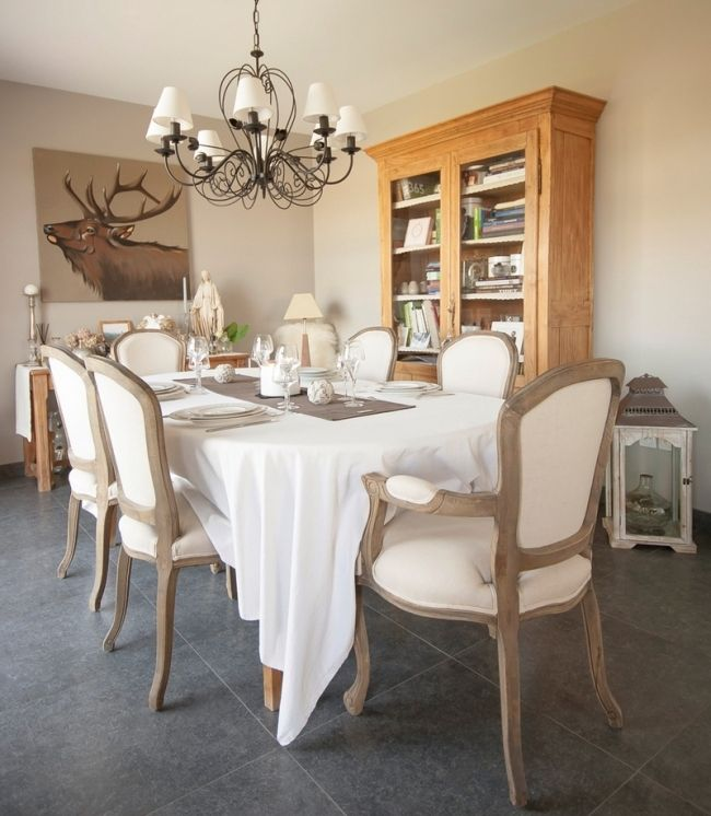 Salle manger de style flamand salle manger dining for Decoration maison flamande