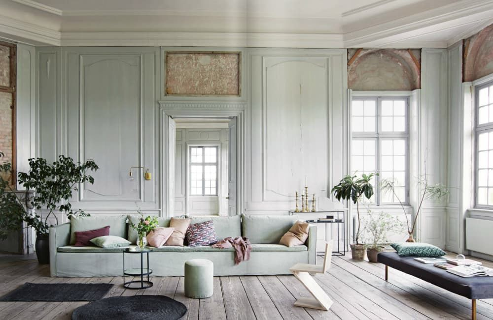 This Danish Castle Mixes Old World Style And Scandinavian Minimalism And It Is Fantastic Home Decor Home Interior Design