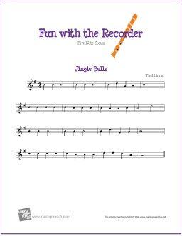 jingle bells beginner piano pdf