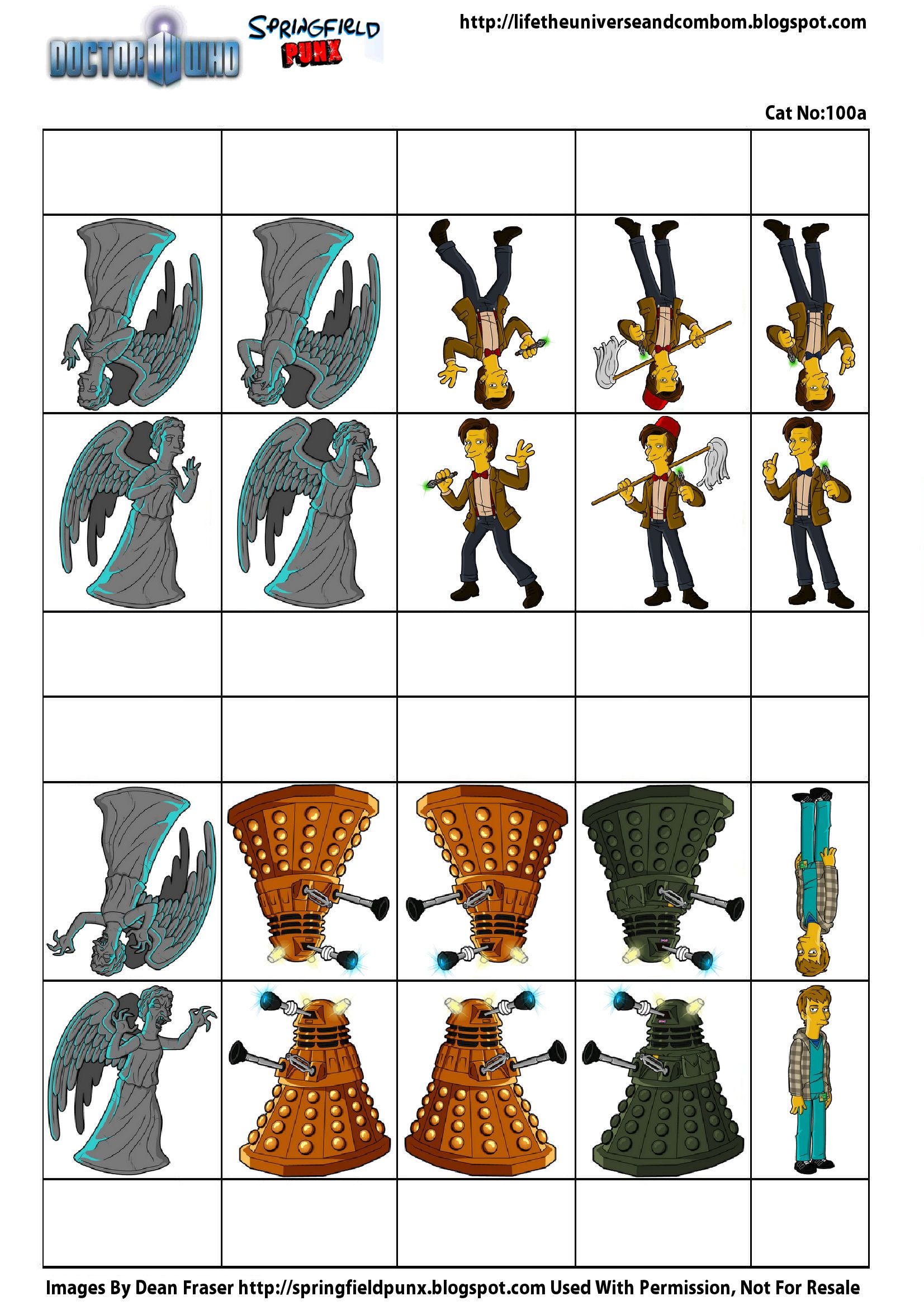 Papercraft Tabletop RPG Figures by Pazza - Just Print And