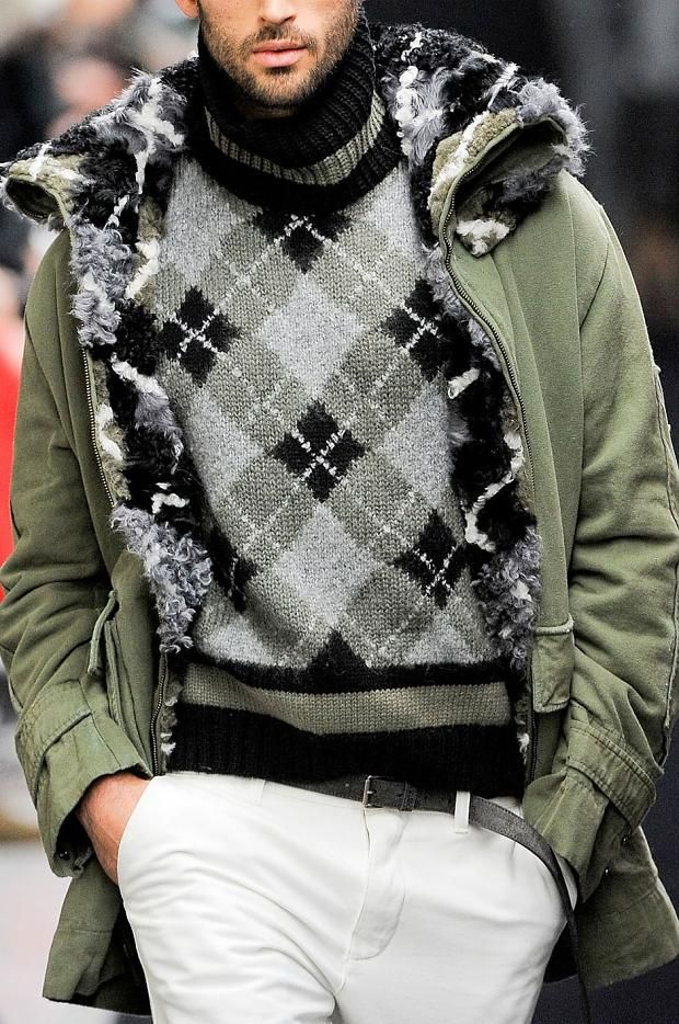 TF Knitwear homme : Photo