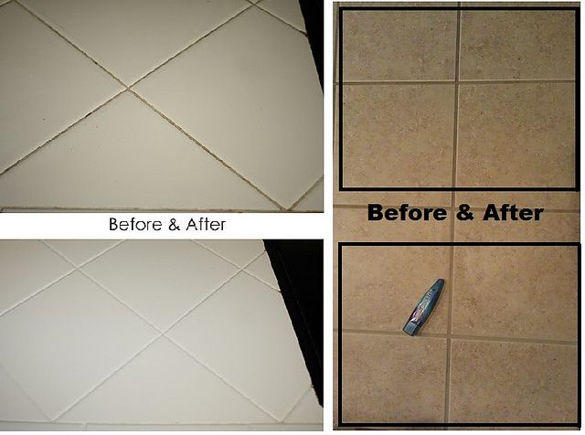 Bleach Grout With Images Bleach Pen Spring Cleaning Grout