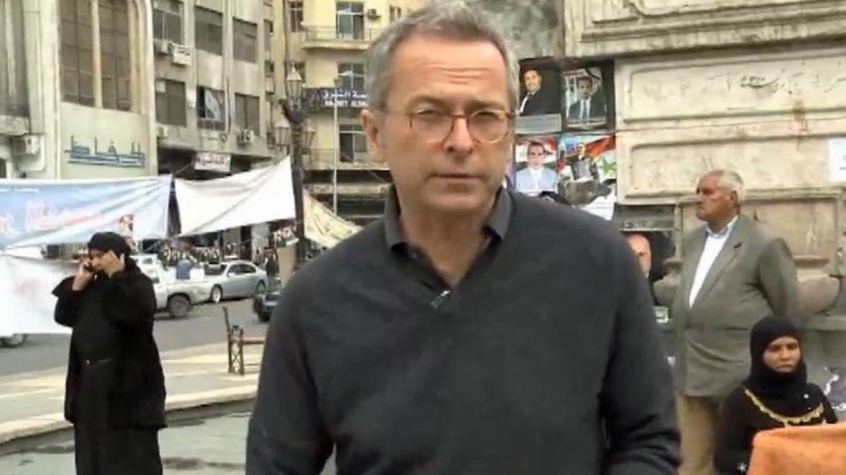 Dirk Emmerich vor Ort in Damaskus: Parlamentswahlen in Syrien beginnen in von Armee kontrollierten Gebieten