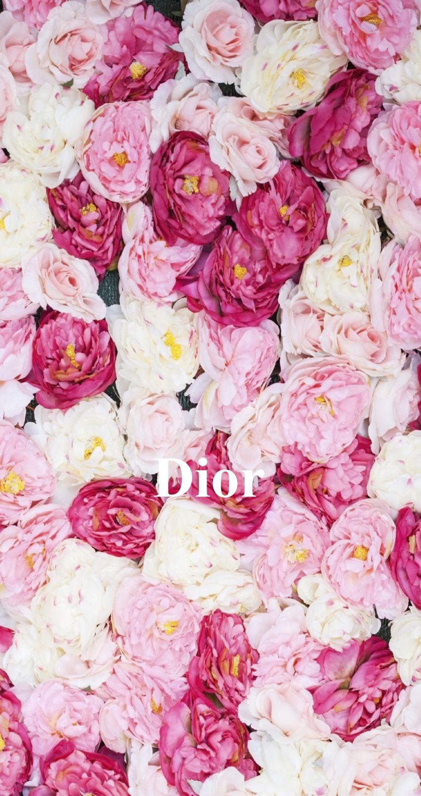 Dior Flower Wallpaper Hd