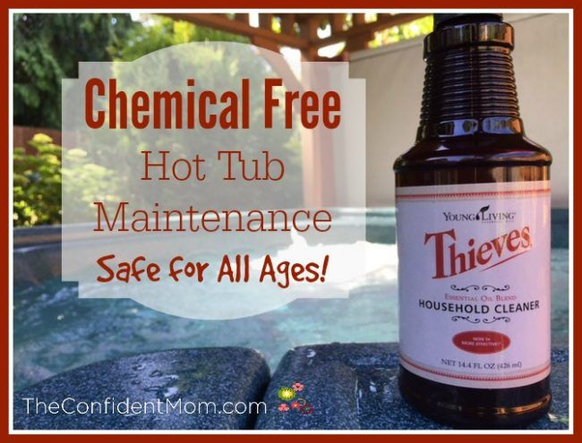 Chemical Free Hot Tub Maintenance Chemical Free Hot Tub