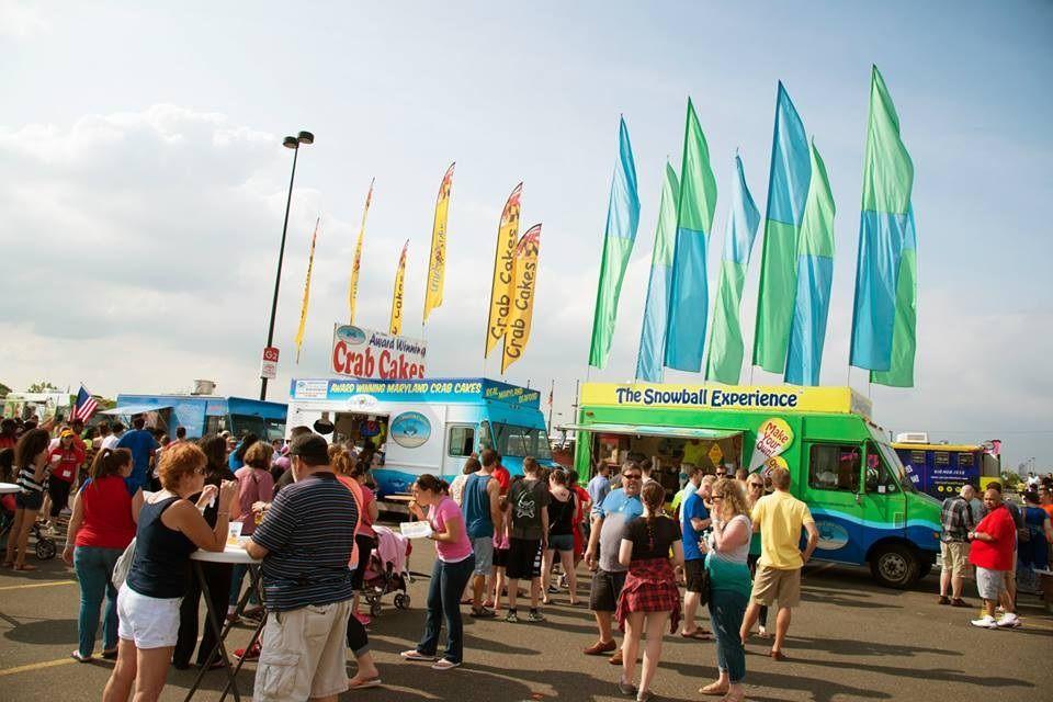Food truck festivals taste of three cities baltimore