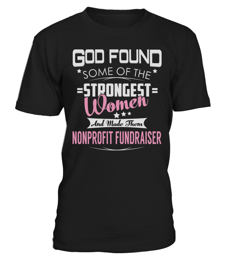 Nonprofit Fundraiser - Strongest Women