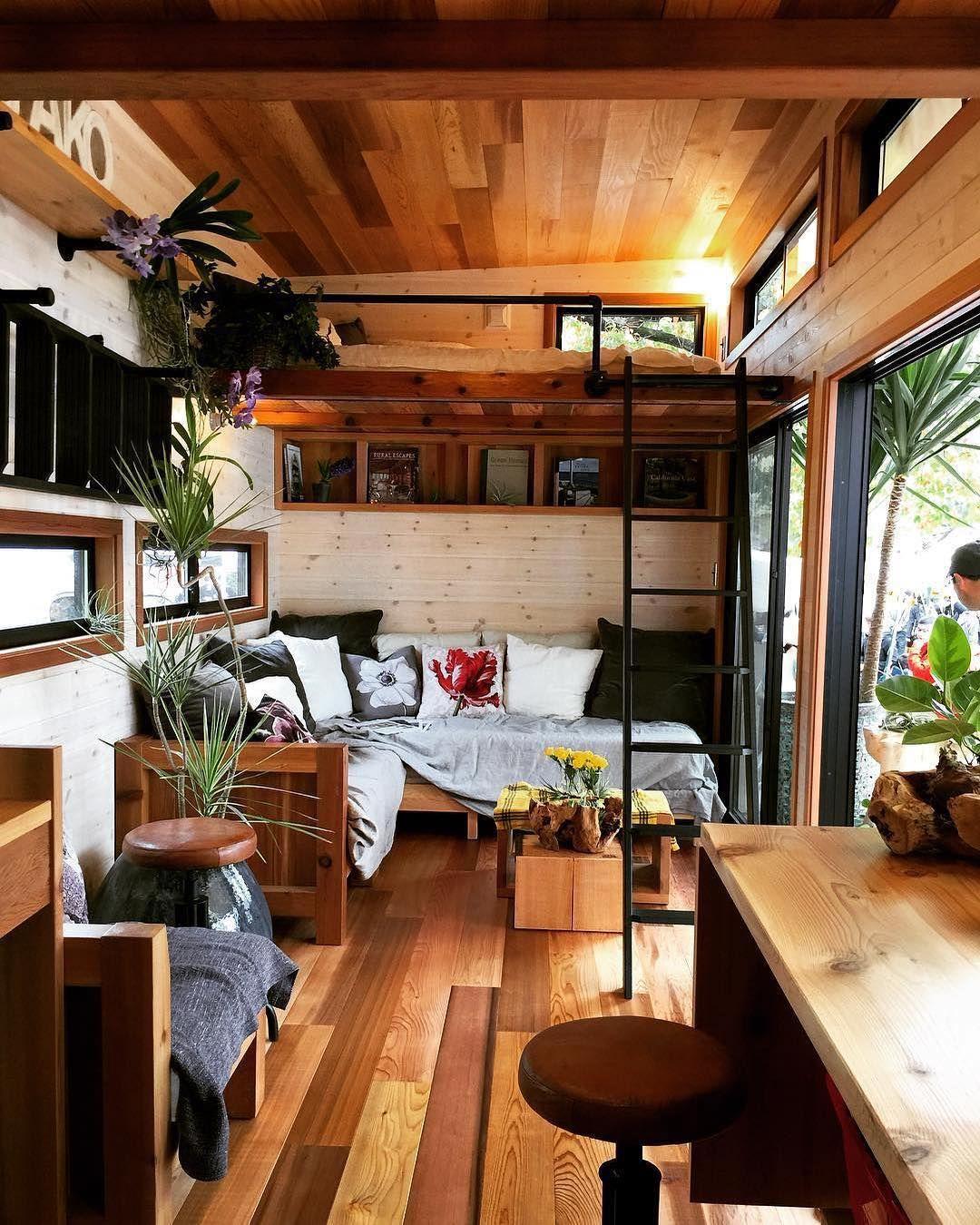Tiny Houses: Kompakt und nachhaltig. Ein Trend der Zukunft? — Minimalistischer Lebensstil