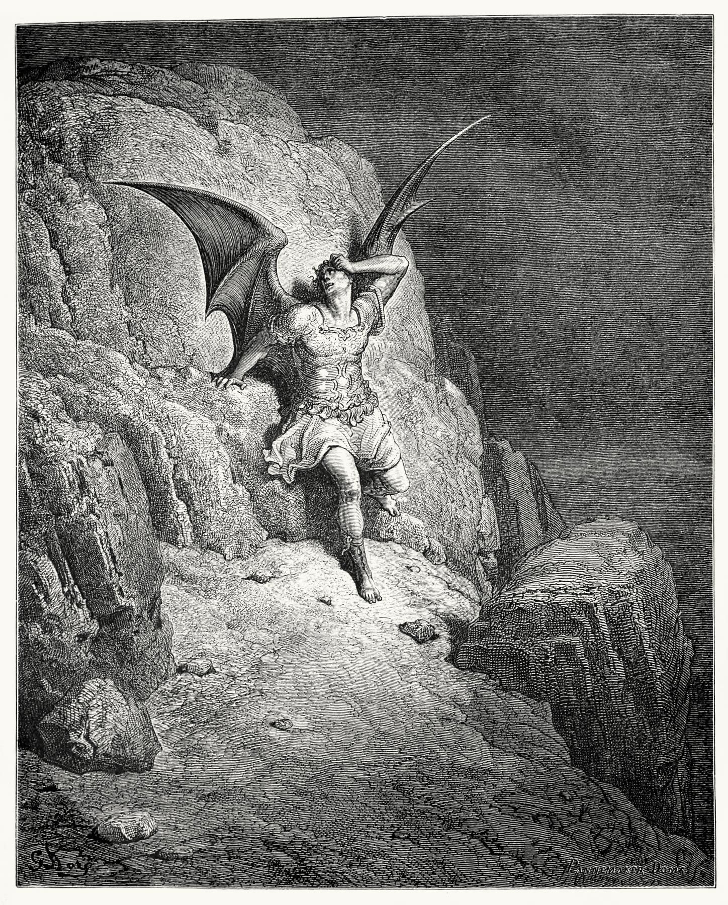 """Paradise Lost"" by Milton : Satan, Heroism and Classical Definitions of the Epic Hero"